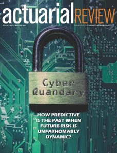 There are many new developments in cyber insurance.