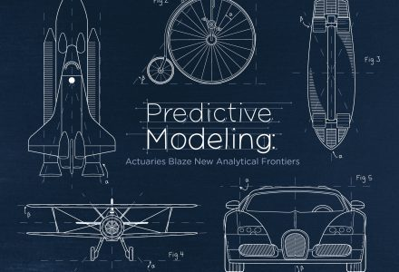 Actuaries are adopting predictive models new to property-casualty insurance