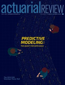Actuaries are on a quest for data gold to improve Property-Casualty Predictive Modeling Potential
